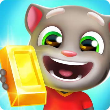 Talking Tom Gold Run 2