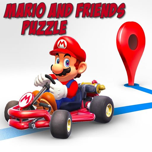 Mario And Friend Puzzle