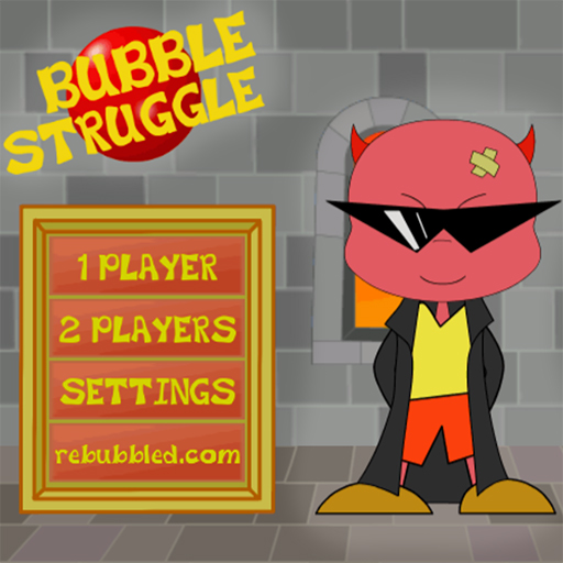 Bubble Struggle 1